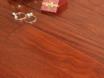 二翅豆木地板搭配家具效果图