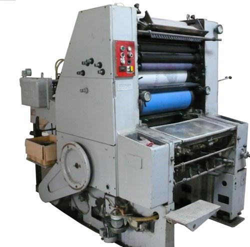 单色印刷机_罗兰四开单色印刷机