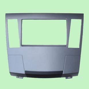 海马骑士,2din 音响改装支架 改装面框 改装面板 广发汽车影音 广东 高清图片