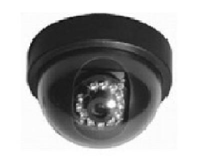 小型日夜型半球摄像机。带20M夜视。