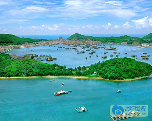 d1:早上指定时间地点集中,前往阳江,后车赴广东省第二大岛——海陵岛
