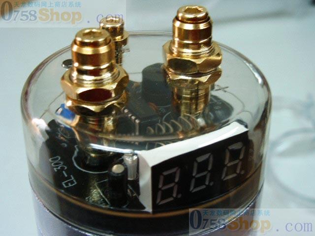 高性能汽车音响数字电容(大容量2法拉汽车功放专用)