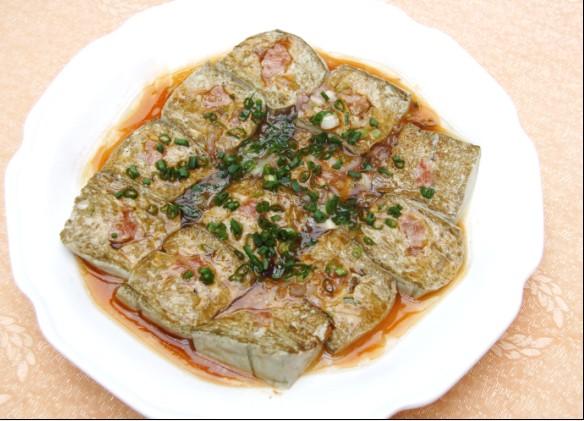 客家酿黑豆腐-龙泉海鲜大酒楼--肇庆明珠资讯网·广东