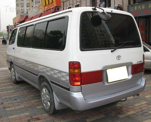 丰田面包车