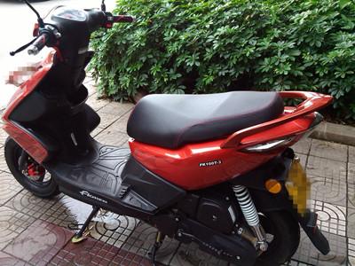 卖端州牌100c全新峰光牌女装摩托车