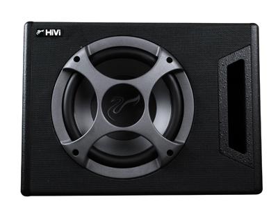 佛山三水汽车音响改装,正品HiVi惠威BC10.0 V 10寸汽车无源低音炮 高清图片