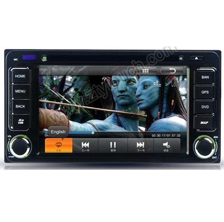 阿科达安卓智能系统/丰田专用机汽车专用车载dvd导航一体机/6.